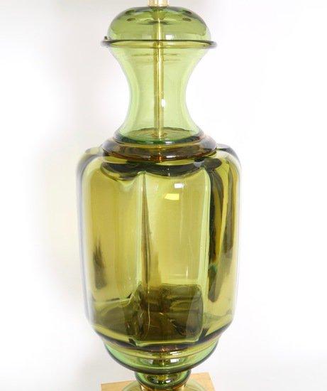 Marbro green murano glass urn lamp by seguso sergio jaeger treniq 1 1520560355080