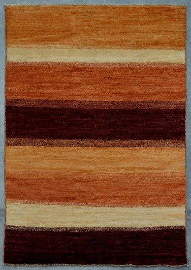 Multi colour modern gabbeh rug talam   khaadi treniq 1 1520589680646