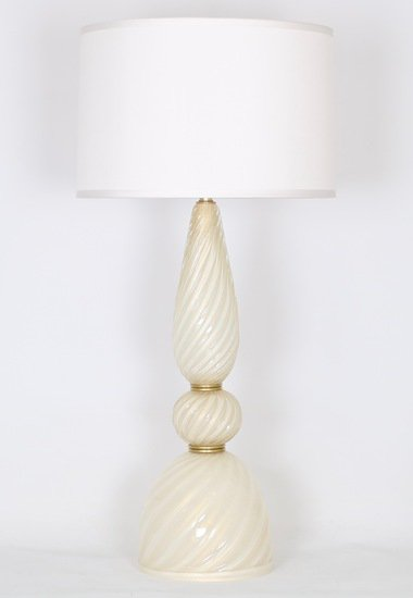Monumental barovier opaline murano glass lamp sergio jaeger treniq 1 1520651965504
