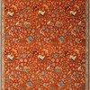 Hunting rust vibrant rug  talam   khaadi treniq 1 1520759073037