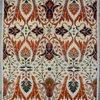Bijar white vibrant rug  talam   khaadi treniq 1 1520760834436