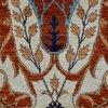 Bijar white vibrant rug  talam   khaadi treniq 1 1520760843667