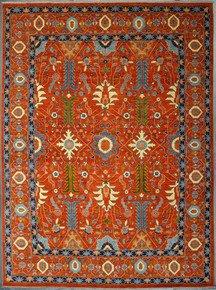 Heriz-Vibrant-Rust-Chobi-Rug-_Talam-&-Khaadi_Treniq_0