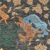 Gray vibrant chobi rug  talam   khaadi treniq 1 1520763317368