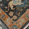 Gray vibrant chobi rug  talam   khaadi treniq 1 1520763321795
