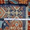 Vibrant navy chobi rug  talam   khaadi treniq 1 1520765507657