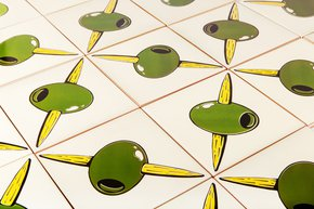Olives Ceramic Tile