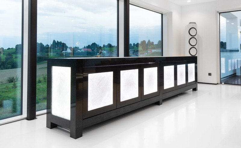 Luxury marble and semiprecious sideboard by luis design luis design treniq 4 1520930989176