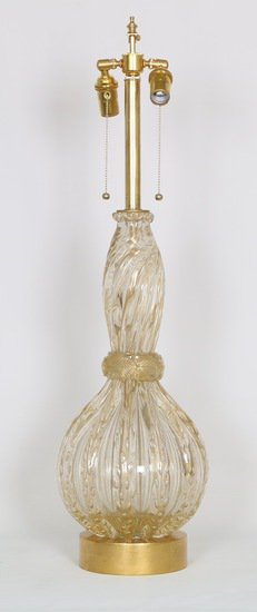 Barovier   toso hollywood regency murano glass table lamp sergio jaeger treniq 1 1521003151058