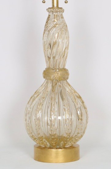 Barovier   toso hollywood regency murano glass table lamp sergio jaeger treniq 1 1521003151059