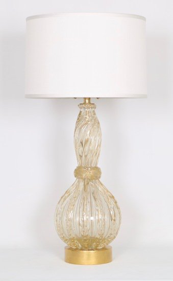 Barovier   toso hollywood regency murano glass table lamp sergio jaeger treniq 1 1521003151051