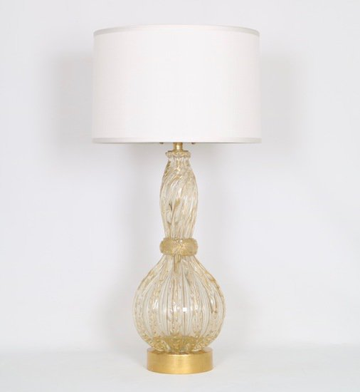 Barovier   toso hollywood regency murano glass table lamp sergio jaeger treniq 1 1521003151050