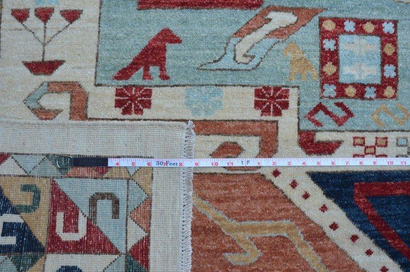 Tribal ivory geometric nomadic rug talam   khaadi treniq 1 1521026137618