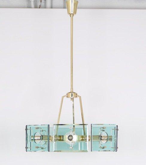 Restored fontana arte chandelier by gino paroldo sergio jaeger treniq 1 1521047468370