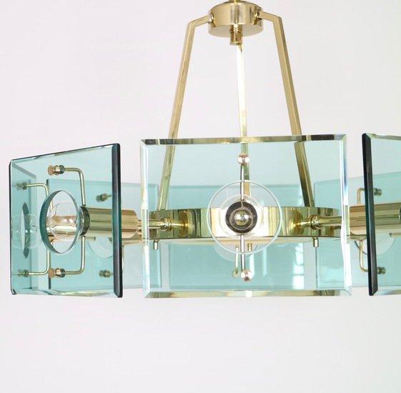 Restored fontana arte chandelier by gino paroldo sergio jaeger treniq 1 1521047468373