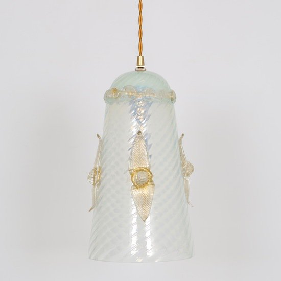 Murano opaline glass hanging pendant sergio jaeger treniq 1 1521048879397