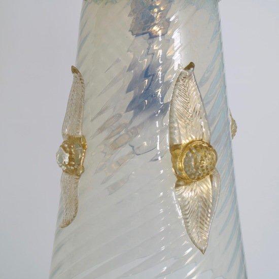 Murano opaline glass hanging pendant sergio jaeger treniq 1 1521048879399
