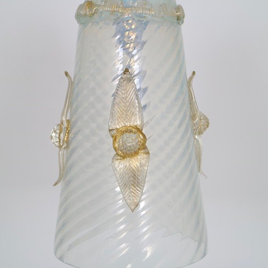 Murano opaline glass hanging pendant sergio jaeger treniq 1 1521048879398