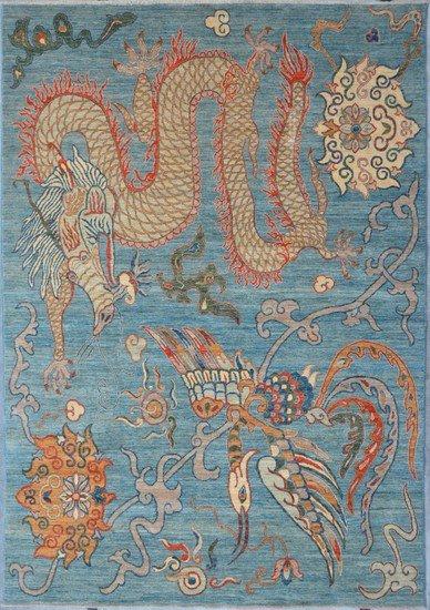 Dancing dragon nomadic rug talam   khaadi treniq 1 1521100562233