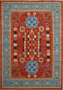 Blue-Rust-Khotan-Nomadic-Rug-_Talam-&-Khaadi_Treniq_0