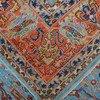Tribal blue bijar nomadic rug talam   khaadi treniq 1 1521103150126