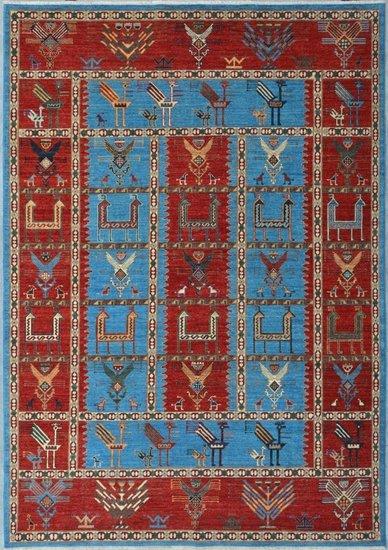 Tribal bakshaish nomadic rug  talam   khaadi treniq 1 1521106530955