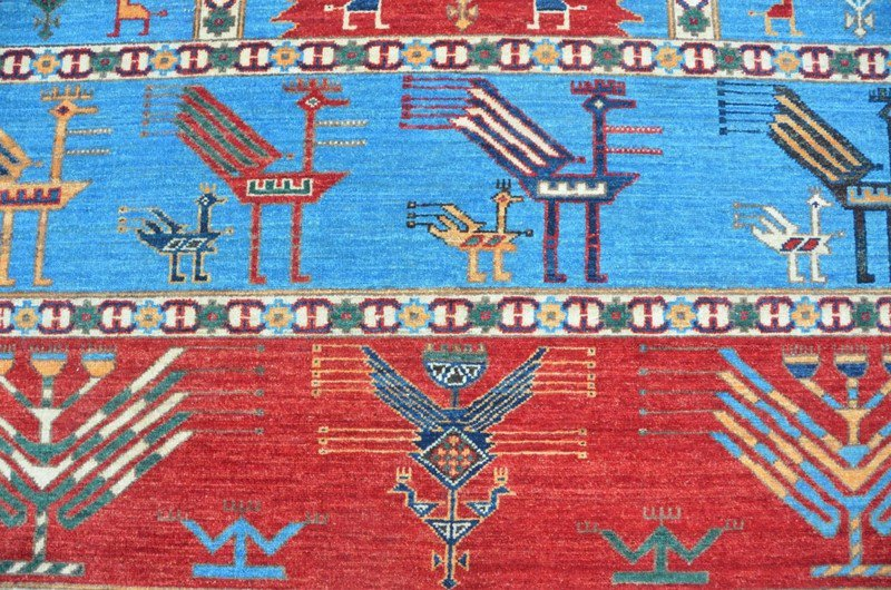 Tribal bakshaish nomadic rug  talam   khaadi treniq 1 1521106539457