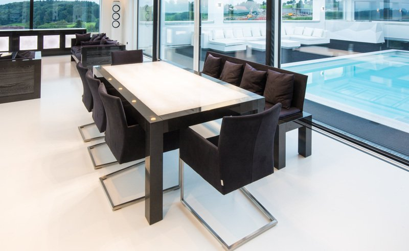 Luxury dinning room table by luis design luis design treniq 1 1521273615099