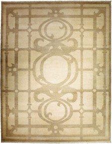 "Indian-Hand-Knotted-Rug-(8'11""X-11'10"")_Nasser-Luxury-Rugs_Treniq_0"
