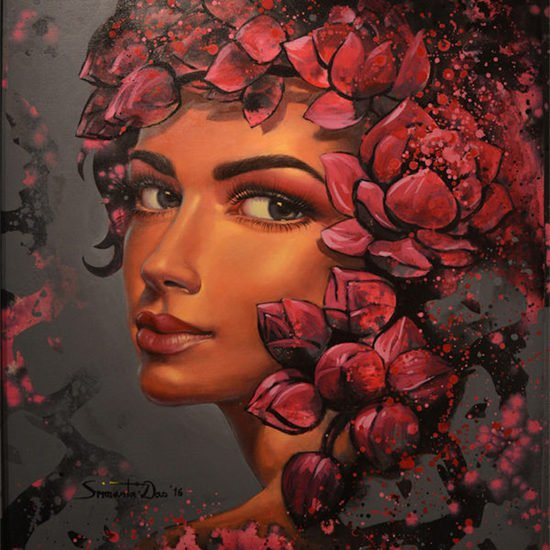 600x600 mixed media on canvas   adornment srimanta das %c2%a31 250