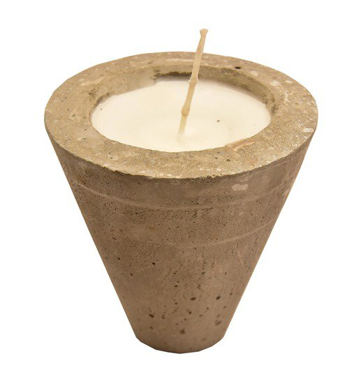 Cone candle karan desai design treniq 1 1521470807697