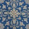 Geometric octagon blue rug talam   khaadi treniq 1 1521628919738