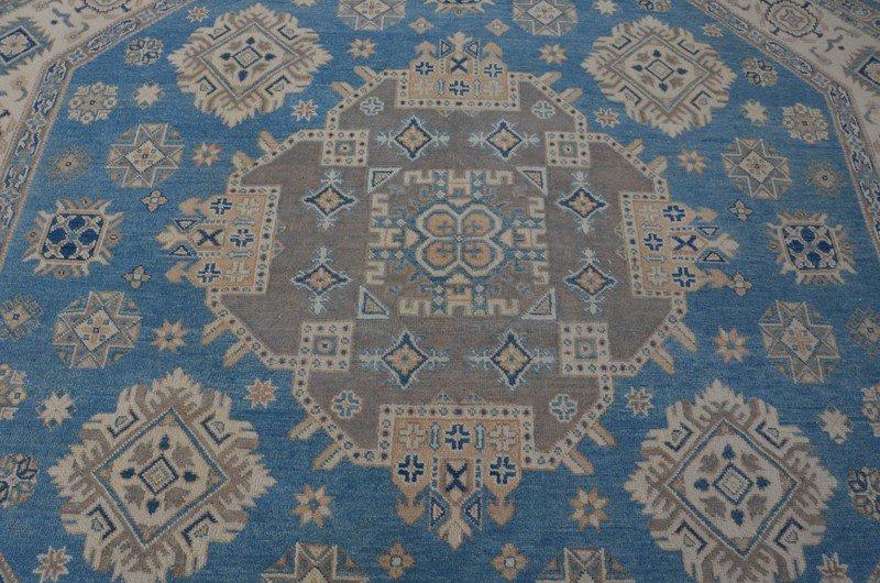 Geometric blue octagon rug talam   khaadi treniq 1 1521629606128