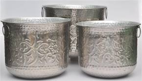 Silver-Floral-Planter_H.-M.-International_Treniq_0