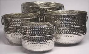 Hammered-Shiny-Silver-Planter_H.-M.-International_Treniq_0