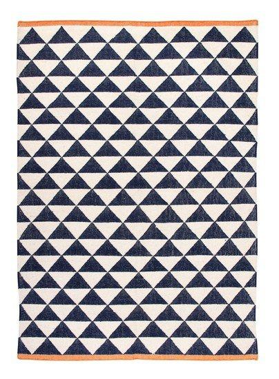Blue shards by ana   noush  contemporary handwoven wool rug ana   noush treniq 1 1521841798442