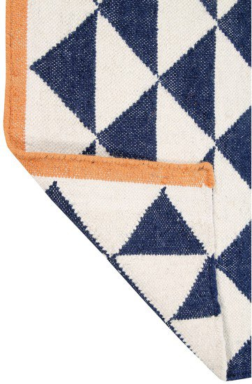 Blue shards by ana   noush  contemporary handwoven wool rug ana   noush treniq 1 1521841806606