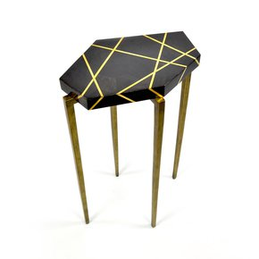 BX Side Table - Ginger Brown - Treniq