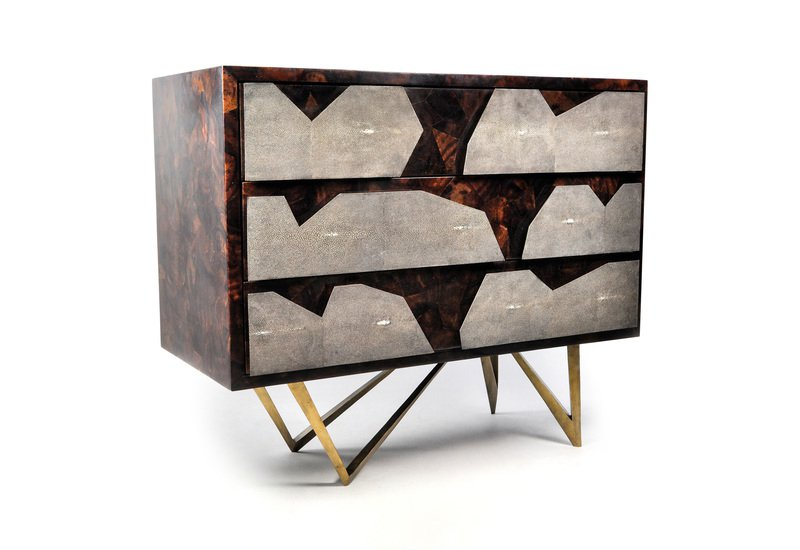 Ch reef sideboard ginger brown treniq 1
