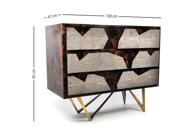 Ch reef sideboard ginger brown treniq 4