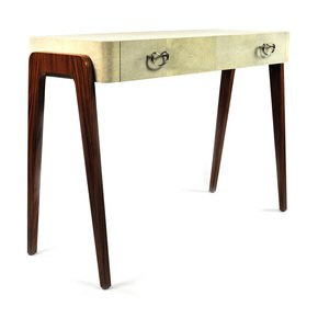 CS Helsinki Console Table - Ginger Brown - Treniq