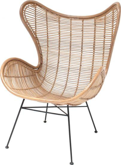 Rattan egg wing chair cielshop treniq 1 1522080488185