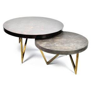 TB-Coffee-Table - Ginger Brown - Treniq
