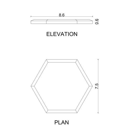 Hex coaster c karan desai design treniq 4 1522223353779