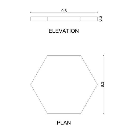 Hex coaster a karan desai design treniq 6 1522223402699