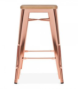 Kitchen-Stool-With-Wooden-Top-_Cielshop_Treniq_0