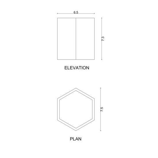Hex box candle karan desai design treniq 3 1522233622742