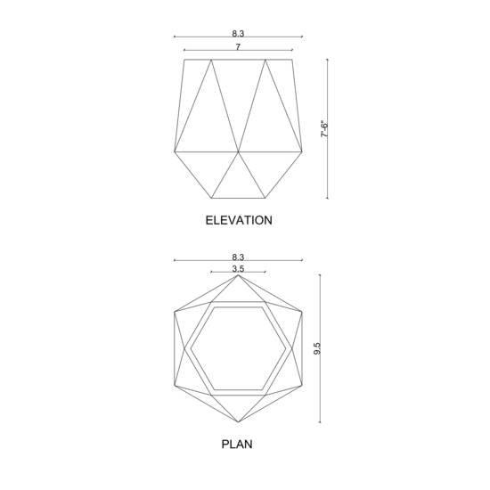 Pineapple candle karan desai design treniq 4 1522233758296