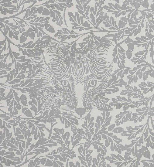 Hevensent forest dust dove grey wallpaper hevensent treniq 1 1522449698523