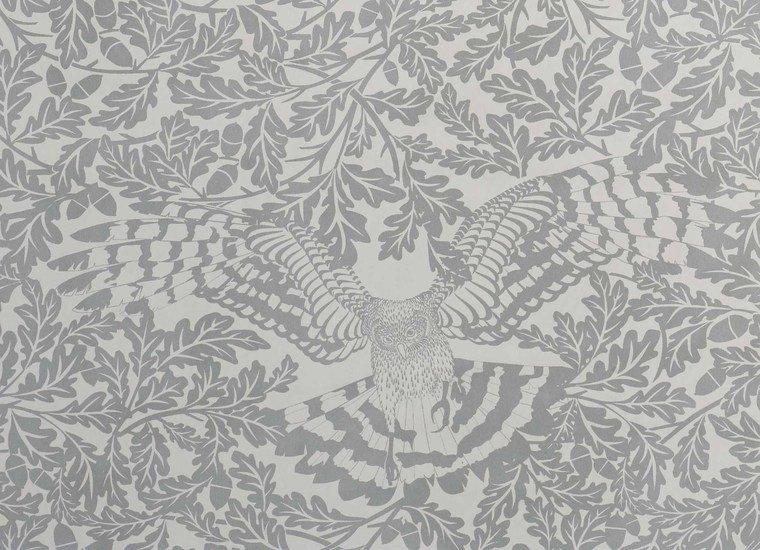 Hevensent forest dust dove grey wallpaper hevensent treniq 1 1522449789086